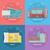 набор · супермаркета · Баннеры · дизайна · веб · женщины - Сток-фото © robuart