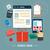 internet · business · betaling · iconen · ontwerp - stockfoto © robuart