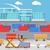 vrachtschip · scheepvaart · levering · schip · vracht · container - stockfoto © robuart