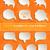 3D · discurso · pensamento · bubbles · espaço - foto stock © robuart