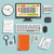жалоба · кнопки · клавиатура · пер · икона · интернет - Сток-фото © robuart