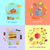 set of food vector concepts illustration stock photo © robuart