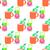リンゴ · 赤いリンゴ · エンドレス · テクスチャ · 果物 - ストックフォト © robuart