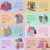 set of clothing shoes accessories look banners stock photo © robuart