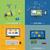 иконки · веб-дизайна · аналитика · графических - Сток-фото © robuart