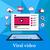 viral video banner flat design stock photo © robuart