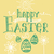 kellemes · húsvétot · üdvözlőlap · szórólap · poszter · kosár · tojások - stock fotó © robuart