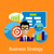 business · marketing · analytics · strategie · vector · ontwerp - stockfoto © robuart