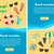 beach vacation flat design vector web banners stock photo © robuart