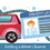cartoons · man · bestuurder · licentie · moderne · auto - stockfoto © robuart