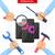 手 · レンチ · 修復 · アイコン · コンピュータ · 作業 - ストックフォト © robuart