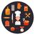 pişirme · yemek · hazırlama · elemanları · dizayn · simgeler - stok fotoğraf © robuart