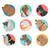 bigle · cão · de · caça · cão · mascote · ícone · ilustração - foto stock © robuart