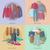 одежды · вектора · мужчин · дизайна · зима · рубашку - Сток-фото © robuart