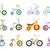 küçük · üç · tekerlekli · bisiklet · çocuk · bisiklet · örnek · yalıtılmış - stok fotoğraf © robuart