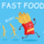 fast · food · prodotti · vettore · design · ristoranti - foto d'archivio © robuart