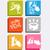 carrinho · de · compras · ícones · on-line · ecommerce · compras - foto stock © robuart