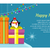 happy holidays web banner merry christmas stock photo © robuart