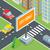 город · движения · Top · мнение · вектора · автомобилей - Сток-фото © robuart