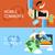 мобильных · торговли · приложение · стороны - Сток-фото © robuart