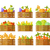 健康的な食事 · 食品 · イラスト · コレクション · 健康 · チーズ - ストックフォト © robuart