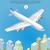 изометрический · самолет · современных · двигатель · воздуха · полет - Сток-фото © robuart