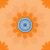 曼陀羅 · 対称の · 飾り · 装飾的な · パターン · 黒白 - ストックフォト © robuart