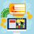 salaris · klikken · internet · reclame · model - stockfoto © robuart