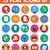 business · kantoor · marketing · iconen · web · design · objecten - stockfoto © robuart