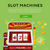 főnyeremény · játékautomata · kép · rajz · férfi · gép - stock fotó © robuart