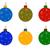 coleção · natal · colorido · vítreo · arcos - foto stock © robuart