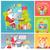 クリスマス · サンタクロース · ブーツ · 芸術 · 漫画 - ストックフォト © robuart