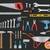 modern hand tools instruments collection stock photo © robuart