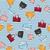 set of different women handbags endless texture stock photo © robuart