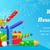 szczęśliwego · nowego · roku · niski · szczęśliwy · streszczenie · kolor · karty - zdjęcia stock © robuart