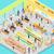 スーパーマーケット · インテリアデザイン · 食料品 · 小売 · ショップ - ストックフォト © robuart