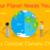 Föld · kezek · kéz · földgömb · térkép · természet - stock fotó © robuart