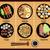 vettore · alimentare · cibo · giapponese · japanese · piatti · sushi - foto d'archivio © robuart