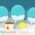 winter · ziekte · seizoen · mensen · ontwerp · koud - stockfoto © robuart
