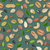 vector seamless pattern with nuts and seeds stock photo © robuart