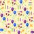 vliegen · naadloos · vector · patroon · kleurrijk - stockfoto © robuart