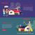 ракета · фейерверк · иллюстрация · белый · аннотация · дизайна - Сток-фото © robuart