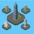 3D · prédio · comercial · projeto · edifício · cidade · construção - foto stock © robuart