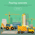 gebouw · banner · ontwerp · groep · mensen · bouwplaats · architect - stockfoto © robuart