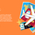 flight conceptual flat style vector web banner stock photo © robuart