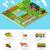 kerttervezés · izometrikus · 3d · illusztráció · pici · emberek · tájkép - stock fotó © robuart