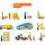 vektor · raktár · felszerlés · ikon · gyűjtemény · szett · részletes - stock fotó © robuart
