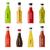 colorido · botellas · diseno · fondo · arte · beber - foto stock © robuart