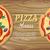 pizzacı · toplama · web · pizza · işaretleri - stok fotoğraf © robuart