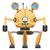 wetenschap · metalen · eps · bestand · kleur · icon - stockfoto © robuart